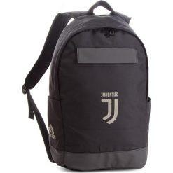 Plecak adidas - Juve BP CY5557 Black/Clay. Czarne plecaki damskie Adidas, z materiału, sportowe. W wyprzedaży za 139.00 zł.