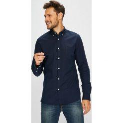 Selected - Koszula. Czarne koszule męskie Selected, z bawełny, button down, z długim rękawem. W wyprzedaży za 159.90 zł.