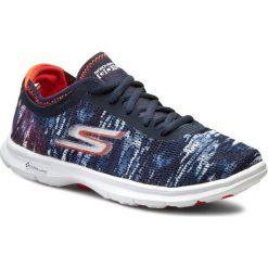 Buty SKECHERS - Go Step 14200/NVCL Navy/Coral. Obuwie sportowe damskie marki Nike. W wyprzedaży za 219.00 zł.