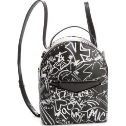 Plecak MICHAEL MICHAEL KORS - Jessa 30T8SEVB5T  Black. Białe plecaki damskie MICHAEL Michael Kors, ze skóry, klasyczne. Za 1,309.00 zł.