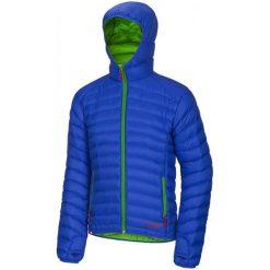 Ocun Kurtka Puchowa Tsunami Men Blue/Green L. Niebieskie kurtki sportowe męskie Ocun, z materiału. Za 609.00 zł.