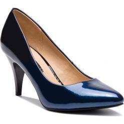 Szpilki JENNY FAIRY - W17SS536-2 Cobalt Blue. Szpilki damskie marki Clarks. Za 89.99 zł.