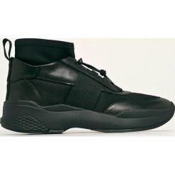 Czarne obuwie damskie Vagabond Kolekcja zima 2020 Sklep