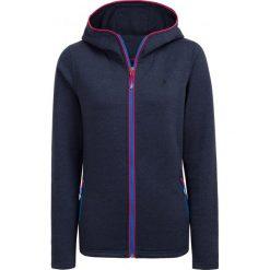 Bluza damska BLD602 - ciemny granat melanż - Outhorn. Czarne bluzy damskie Outhorn, melanż. W wyprzedaży za 79.99 zł.