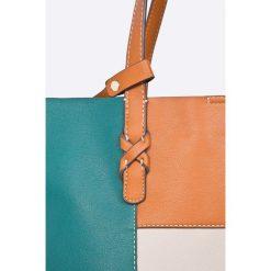 Pieces - Torebka Alice. Pomarańczowe torby na ramię damskie Pieces. W wyprzedaży za 89.90 zł.