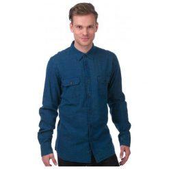 Mustang Koszula Męska M Niebieski. Niebieskie koszule męskie Mustang. W wyprzedaży za 188.00 zł.