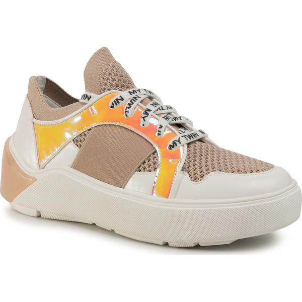 Sneakersy MY TWIN Sneaker 201MCP130 Mul.Quarzo Ro 04877