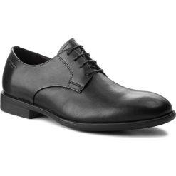 Półbuty VAGABOND - Harvey 4663-401-20 Black. Czarne eleganckie półbuty Vagabond, z materiału. Za 549.00 zł.