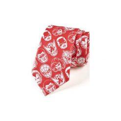Krawat męski  AVENGERS. Niebieskie krawaty i muchy Hisoutfit, z motywem z bajki, z materiału. Za 129.00 zł.