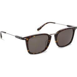 Okulary przeciwsłoneczne BOSS - 0325/S Dark Havana 086. Brązowe okulary przeciwsłoneczne męskie Boss, z tworzywa sztucznego. W wyprzedaży za 439.00 zł.