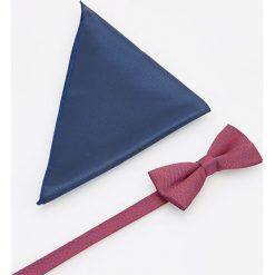 Muszka i poszetka - Czerwony. Czerwone krawaty i muchy Reserved. Za 49.99 zł.