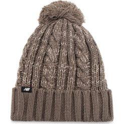 Czapka NEW BALANCE - 500201 036. Szare czapki i kapelusze damskie New Balance, z materiału. Za 99.99 zł.