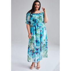50c3f3c6 Sukienki wieczorowe maxi plus size - Sukienki damskie - Kolekcja ...