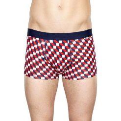 Happy Socks - Bokserki Filled Optic Trunk. Bokserki męskie marki NABAIJI. W wyprzedaży za 59.90 zł.