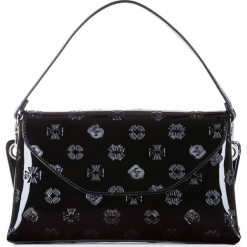 Torebka damska 34-4-043-1L. Czarne torebki do ręki damskie Wittchen, w paski. Za 599.00 zł.