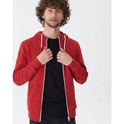 Bluza z kapturem - Czerwony. Czerwone bluzy męskie House. Za 89.99 zł.