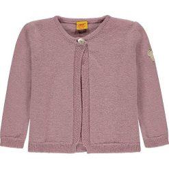 Kardigan w kolorze jasnoróżowym. Swetry dla dziewczynek marki bonprix. W wyprzedaży za 147.95 zł.