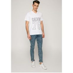 Levi's - Jeansy Line 8 Economics Stretch. Brązowe jeansy męskie Levi's. W wyprzedaży za 199.90 zł.