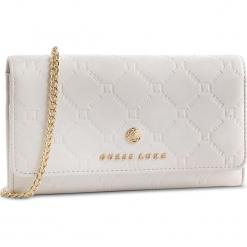 Torebka GUESS - SWGROL L9164 IVM. Białe torebki do ręki damskie Guess, z aplikacjami, ze skóry ekologicznej. Za 559.00 zł.