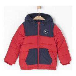 S.Oliver Kurtka Zimowa Chłopięca 110 Czerwona. Czerwone kurtki i płaszcze dla chłopców S.Oliver, na zimę. Za 235.00 zł.