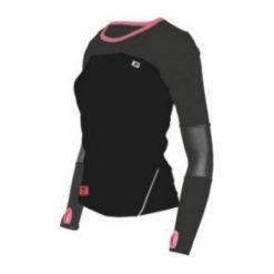 IQ Koszulka damska ESTI WMNS black/magnet/calypso coral r. XL. T-shirty damskie IQ. Za 49.99 zł.
