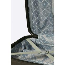 VIP COLLECTION - Walizka 29,5 L. Czarne walizki męskie VIP COLLECTION, z materiału. W wyprzedaży za 179.90 zł.