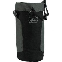 """Torba """"Sherpa"""" w kolorze szaro-czarnym na butelkę - 15 x 22 x 9 cm. Torby na ramię męskie marki Kazar. W wyprzedaży za 51.95 zł."""