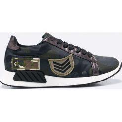 Hego's - Buty. Zielone obuwie sportowe damskie HEGO'S, z gumy. W wyprzedaży za 299.90 zł.