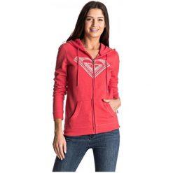 Roxy Bluza Cruiser Night Zip J Hibiscus L. Różowe bluzy damskie Roxy, z dzianiny. W wyprzedaży za 179.00 zł.