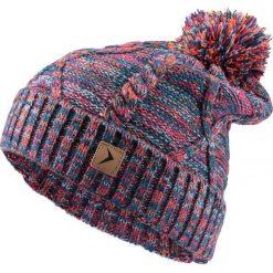 Czapka damska CAD617 - multikolor - Outhorn. Szare czapki i kapelusze damskie Outhorn. Za 34.99 zł.