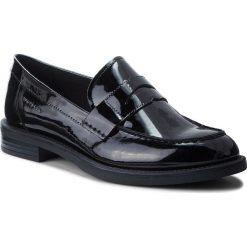 Mokasyny VAGABOND - Amina 4403-260-20 Black. Czarne mokasyny damskie Vagabond, z lakierowanej skóry. Za 419.00 zł.