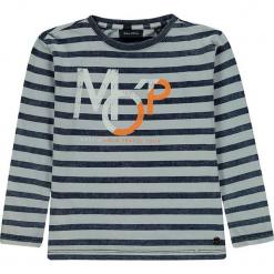 Koszulka w kolorze niebiesko-szarym. T-shirty dla chłopców marki Reserved. W wyprzedaży za 62.95 zł.