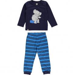 Piżama w kolorze niebieskim. Zielone bielizna dla chłopców marki Lego Wear Fashion, z bawełny, z długim rękawem. W wyprzedaży za 49.95 zł.