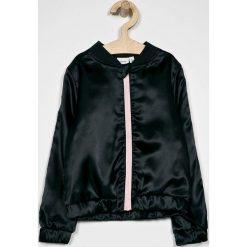 Name it - Kurtka bomber dziecięca 116-134 cm. Czarne kurtki i płaszcze dla dziewczynek Name it, z poliesteru. W wyprzedaży za 119.90 zł.