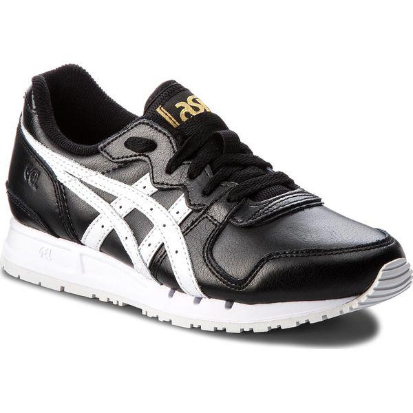 Sneakersy ASICS Gel Movimentum 1192A002 BlackWhite 001
