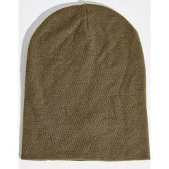 Czapka - Khaki. Czapki i kapelusze damskie marki WED'ZE. W wyprzedaży za 9.99 zł.