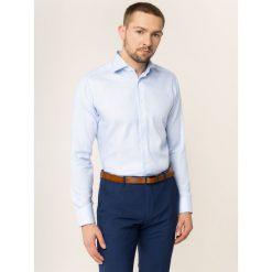 Koszula Eton 100000883 Niebieskie koszule męskie Eton, m
