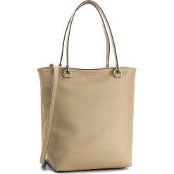 Torebka COCCINELLE - BI0 Keyla E1 BI0 11 01 01 Beige 006. Brązowe torebki do ręki damskie Coccinelle, ze skóry. W wyprzedaży za 709.00 zł.