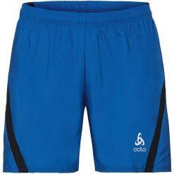 Odlo Spodenki męskie Shorts SLIQ granatowe r. L (321932). Krótkie spodenki sportowe męskie Odlo, sportowe. Za 99.46 zł.