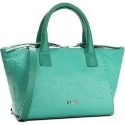 Torebka GINO ROSSI - Frankfurt XD3441-ELB-BGBG-4300-T 77. Zielone torebki do ręki damskie Gino Rossi, ze skóry. W wyprzedaży za 299.00 zł.