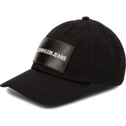 Czapka CALVIN KLEIN JEANS - J Calvin Klein Jeans K40K400259 008. Czarne czapki i kapelusze męskie Calvin Klein Jeans. Za 159.00 zł.