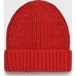 Mustang - Czapka Grunge. Czerwone czapki i kapelusze męskie Mustang. W wyprzedaży za 79.90 zł.