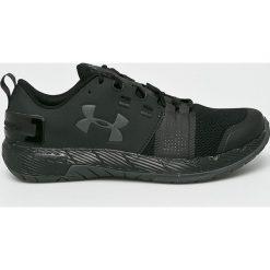 Under Armour - Buty Commit Tr x Nm. Czarne buty sportowe męskie Under Armour, z materiału. W wyprzedaży za 279.90 zł.