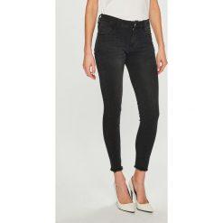 Answear - Jeansy Animal me. Szare jeansy damskie ANSWEAR. Za 149.90 zł.