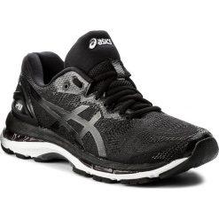 Buty ASICS - Gel-Nimbus 20 T850N  Black/White/Carbon 9001. Czarne obuwie sportowe damskie Asics, z materiału. W wyprzedaży za 489.00 zł.