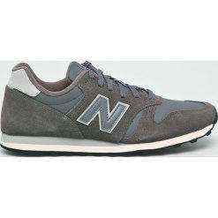 New Balance - Buty. Szare buty sportowe męskie New Balance, z gumy. Za 299.90 zł.