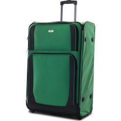 Duża Materiałowa Walizka TITAN - Merik 196410/02-85 L Kelly Green. Zielone walizki damskie Titan, z materiału. W wyprzedaży za 209.00 zł.