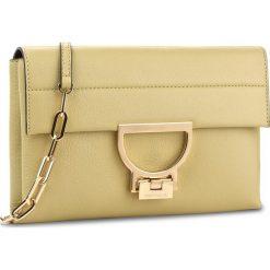 Torebka COCCINELLE - BD5 Arlettis E1 BD5 19 01 01 Banane 043. Żółte torebki do ręki damskie Coccinelle, ze skóry. W wyprzedaży za 629.00 zł.