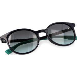 Okulary przeciwsłoneczne BOSS - 0288/S Blue PJP. Niebieskie okulary przeciwsłoneczne damskie Boss. W wyprzedaży za 389.00 zł.