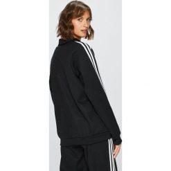 Adidas Originals - Bluza. Szare bluzy damskie adidas Originals, z bawełny. Za 329.90 zł.
